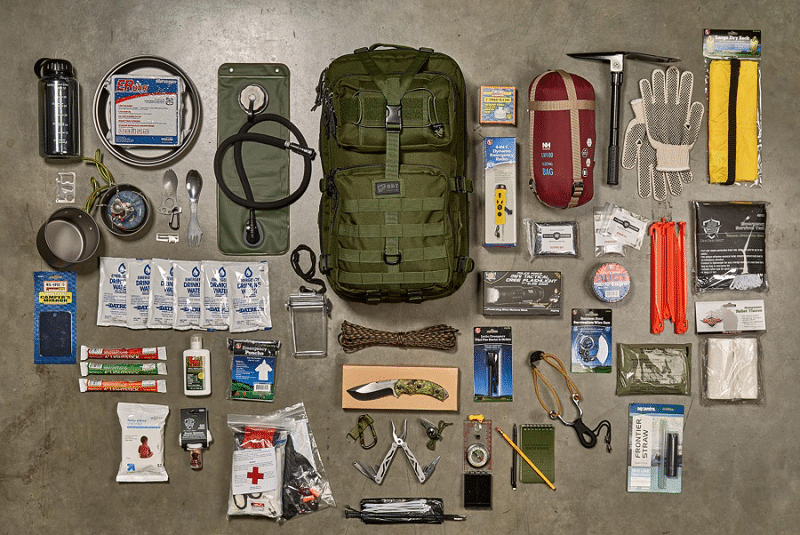 Premade Bug Out Bags For